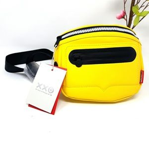 Hunter for Target Yellow Fanny Pack Bum Bag NWT